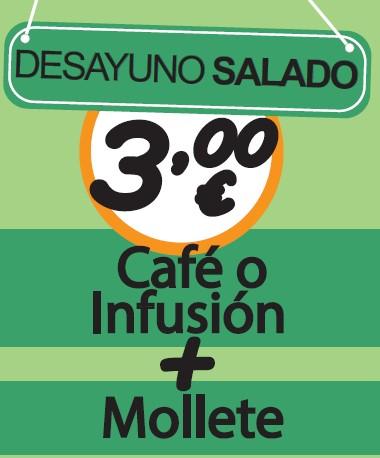 Desayuno Salado